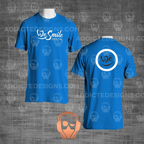 We Smile Dental T Shirt