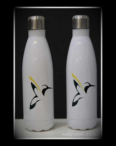 White Hummingbird Bottle