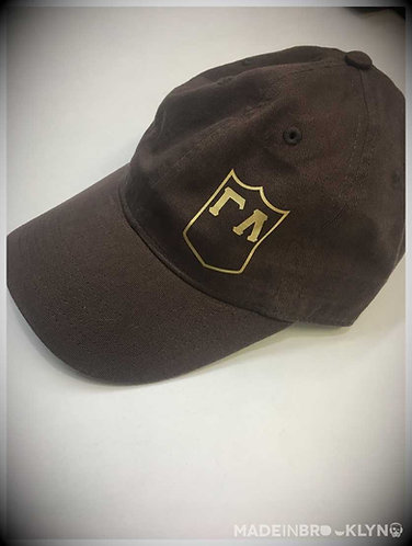 Chapter Shield Dad Cap