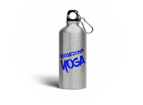BOOGIE DOWN YOGA BLUE Tumbler 600ml