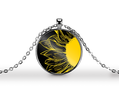 OPB Sunflower Charm