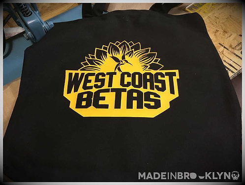 West Coast Betas Tote