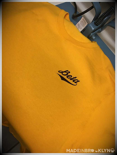 Beta Pocket Crewneck