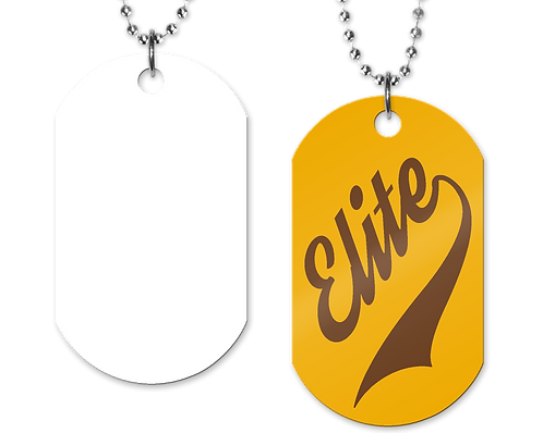 Elite Gold Tag