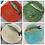 Thumbnail: Mini pratos sardinha em cerâmica portuguesa