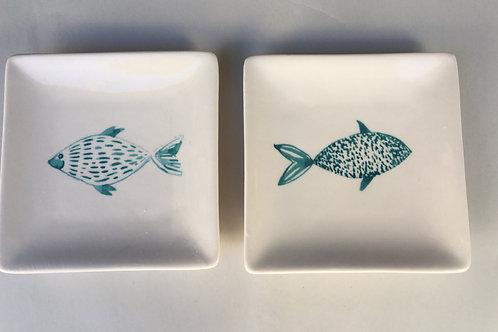 Saboneteira peixe / Soap Dish