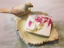 Sabonete de azeite com sumo de arando ól