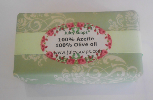 Sabonete 100% Azeite