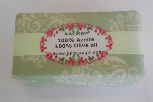 100% AZEITE  / 100% OLIVE OIL UNSCENTED