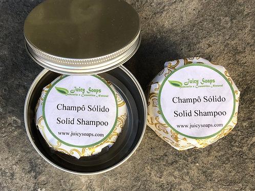 Champô Sólido  / Solid Shampoo