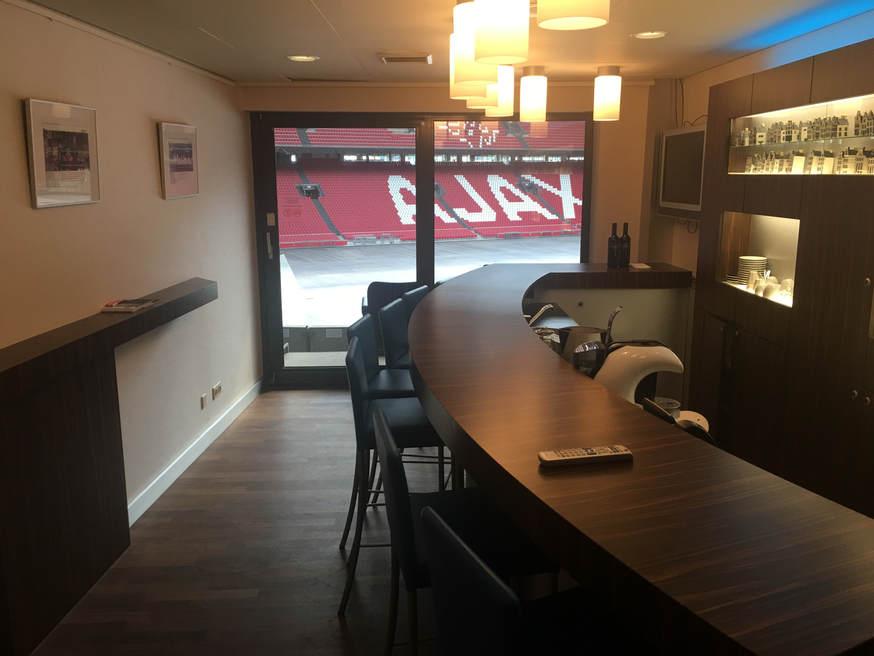 VIP lounge AJAX