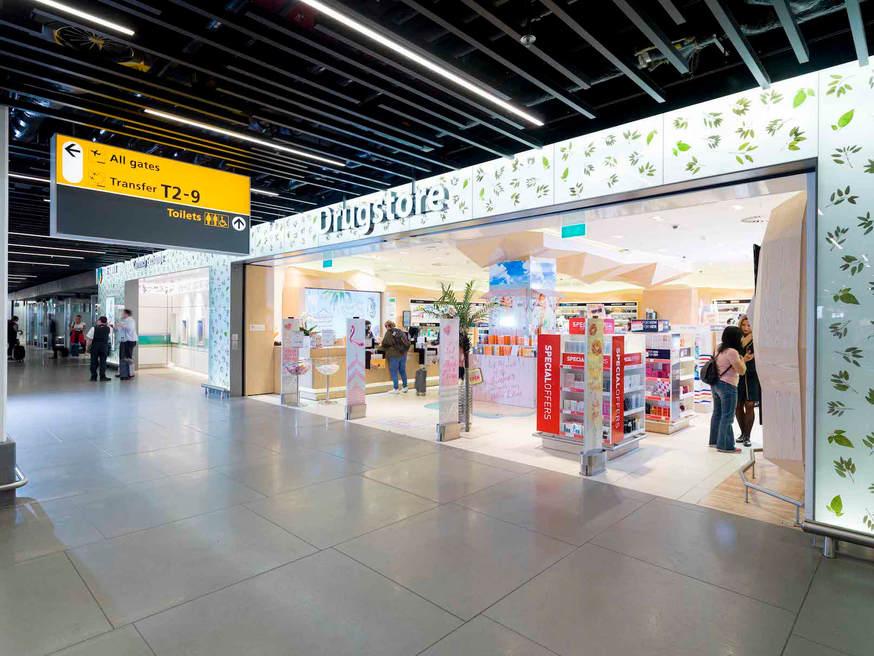 Drugstore Schiphol