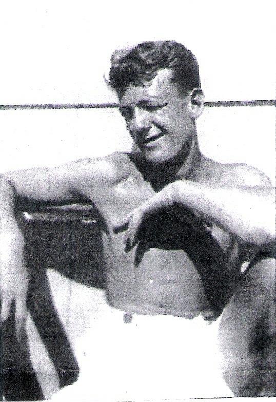 Ray Lambert 1954