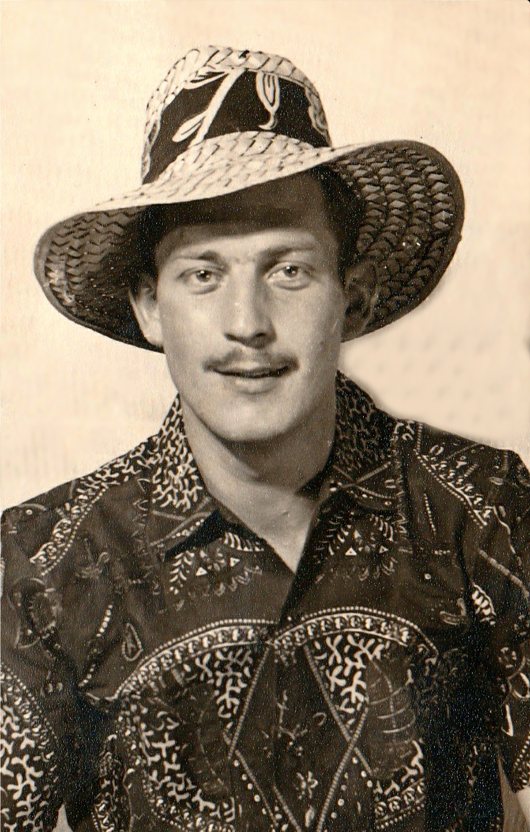 Corporal Pete Tasker 1955_