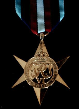 The Arctic  Star Medal