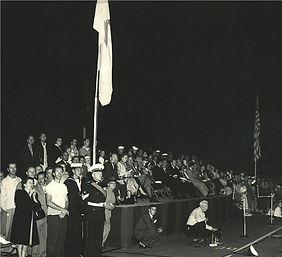 Beating the Retreat Ceremony San Diego 1