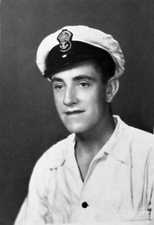 Frank White Portrait
