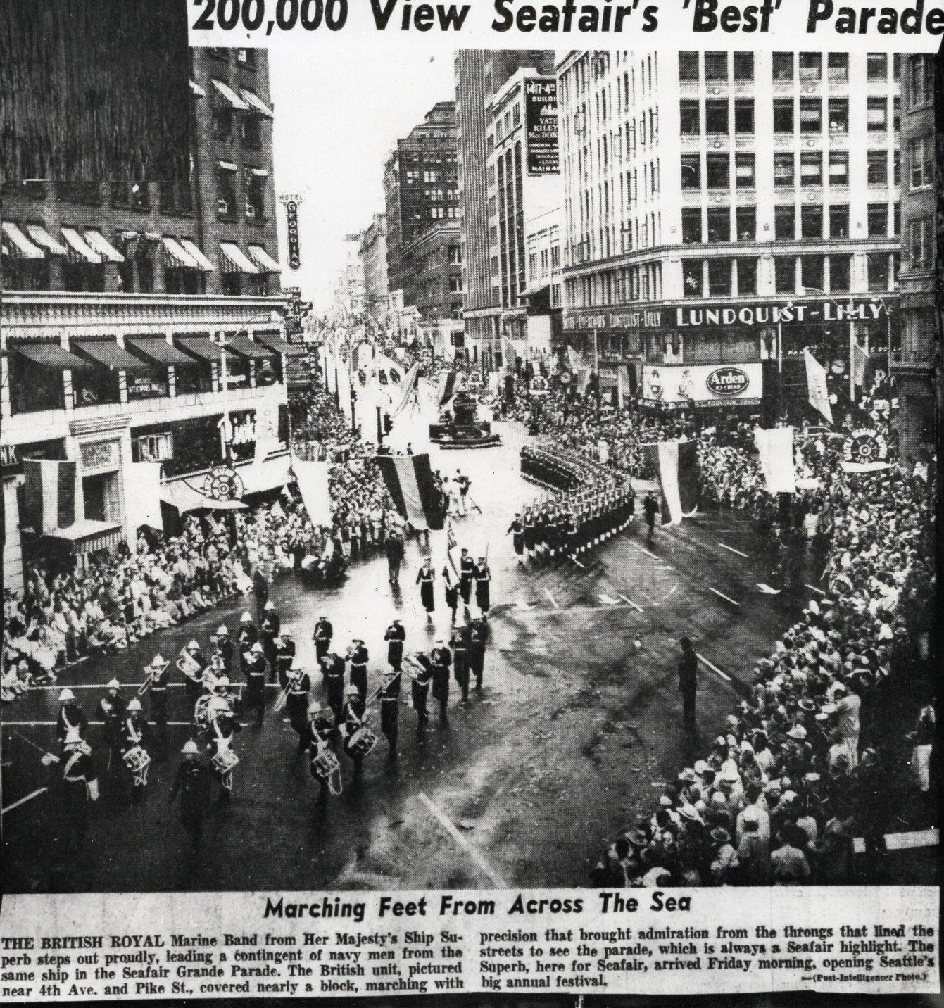 Seattle Parade