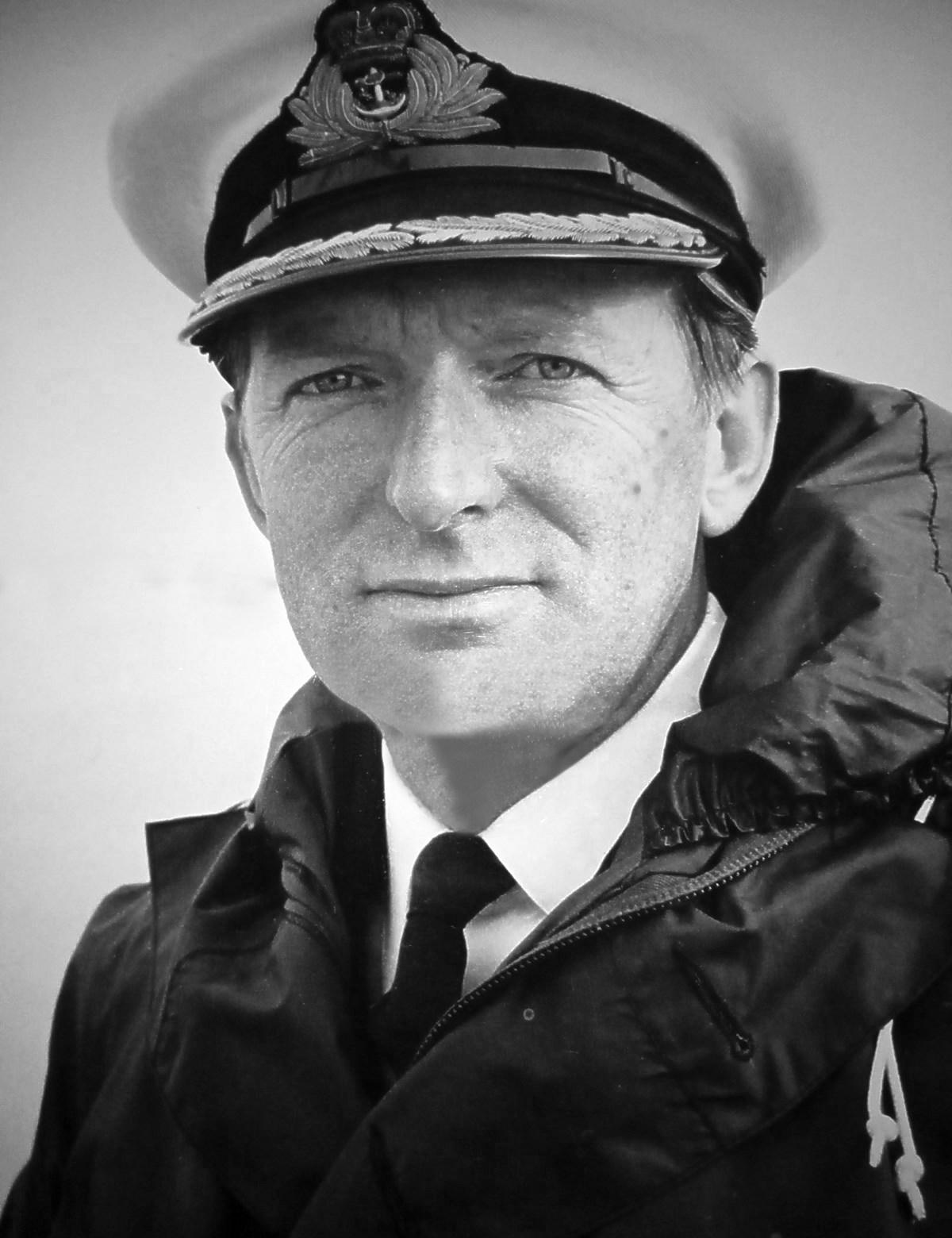 Captain Chris Robinson