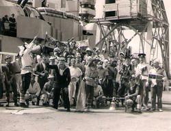 HMS Superb Kings Cup,