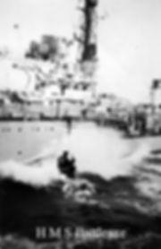 HMS Superb & HMS Battleaxe