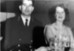 Just married 1952 Terrence Willey and wi