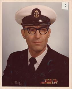 Master Chief Signalman Franklin Ragland