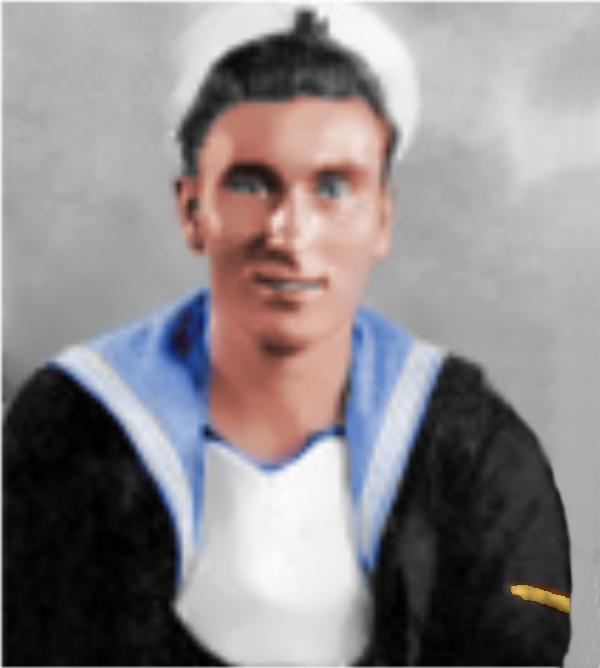 Mickey Thornton Portrait