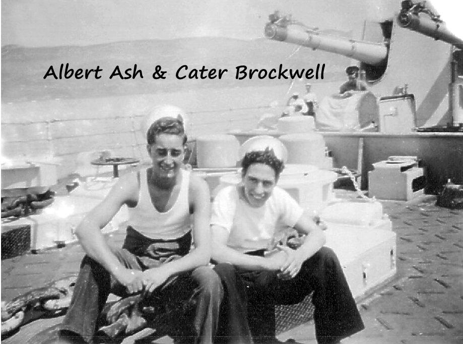 Albert Ash & Cater Brockwell