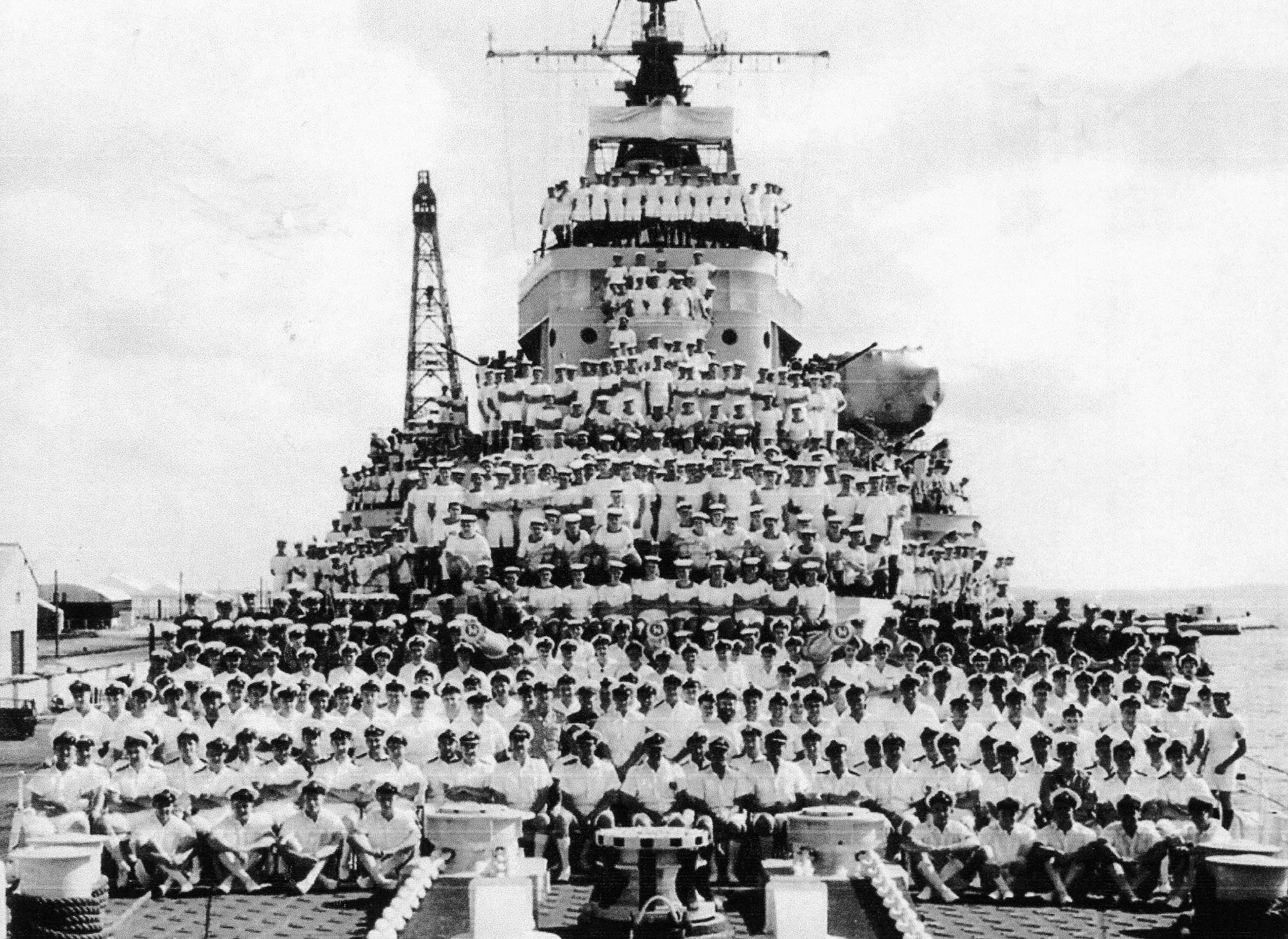 Ship's Company 1955