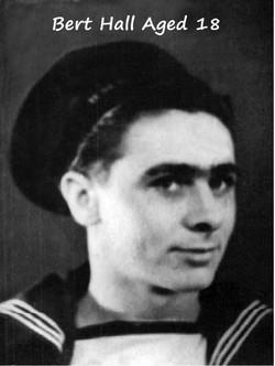 Bert Hall aged 18