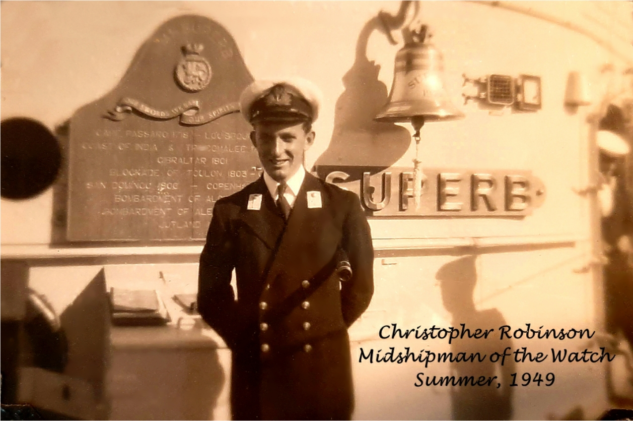 Midshipman of the Watch