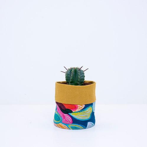 PLANTER | Bush Flora Mustard | Mini