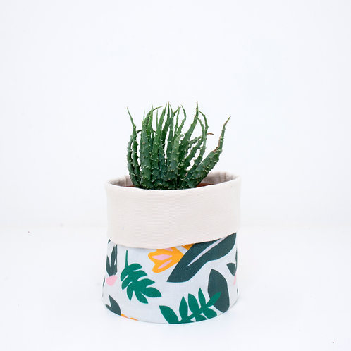 PLANTER | Leafy | 10cm