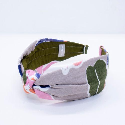 Headband   Abstract Floral