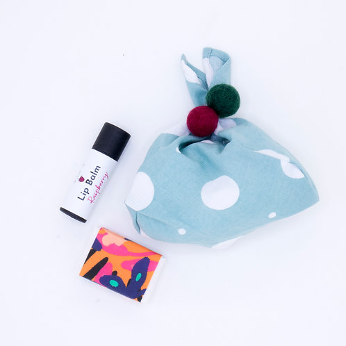 Mini Gift Pack | Lip Balm + Soap
