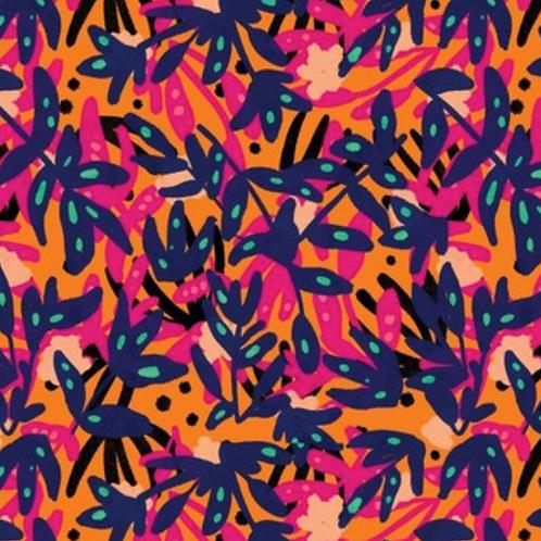 WS Tropical | Black (minimum 4 pieces)