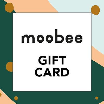 Moobee Gift Card