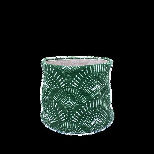 PLANTER   Green Boho   10cm