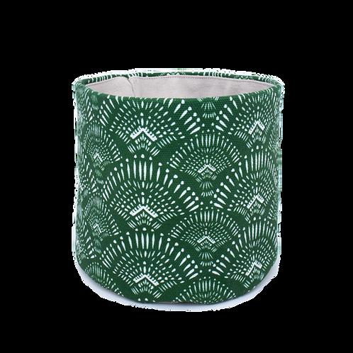 PLANTER | Green Boho | 14cm