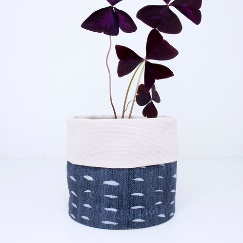 PLANTER | Denim Rain | 10cm