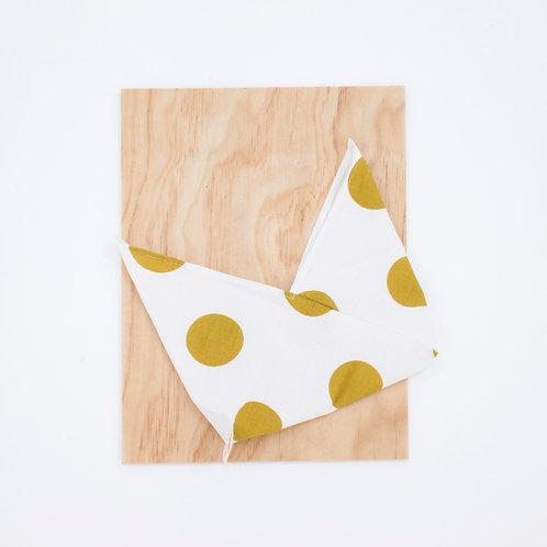 Bento Mustard Spot   SMALL