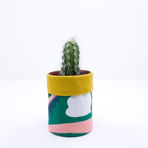 PLANTER   Flower Bed Mustard   Mini