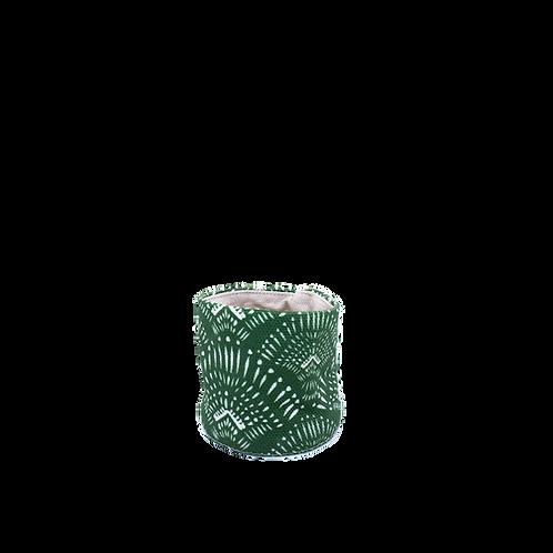 PLANTER   Green Boho   Mini