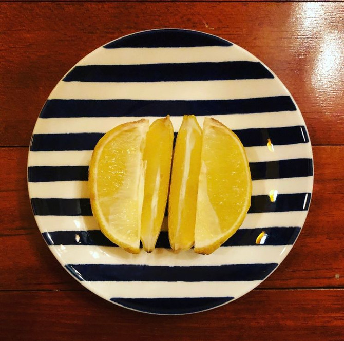 When Life Gives You Lemons... Put Them in Your Water
