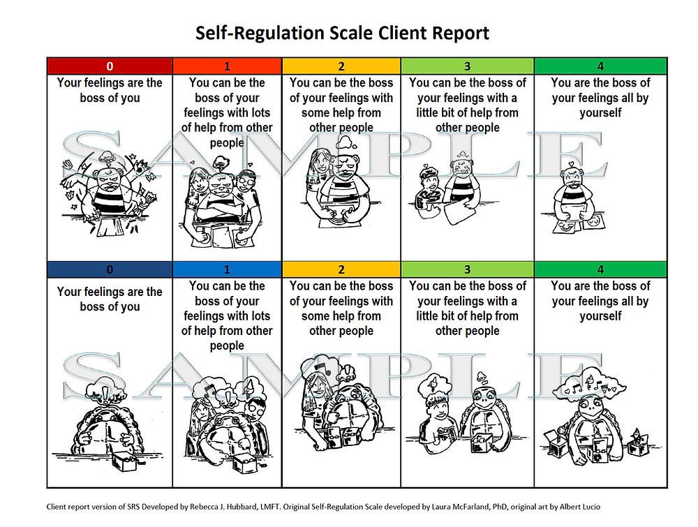 self-regulation scale
