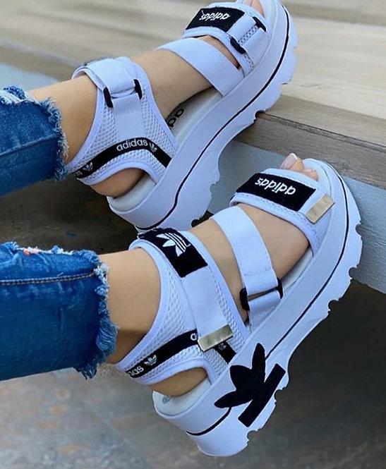 sandale plateforme