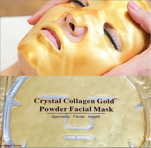 masque de colagene en particulier aux peaux prématurément âgées