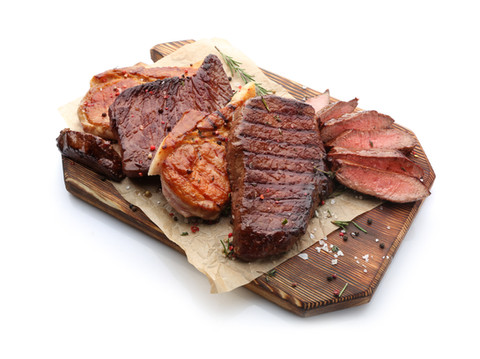 THE MEAT MINYAN