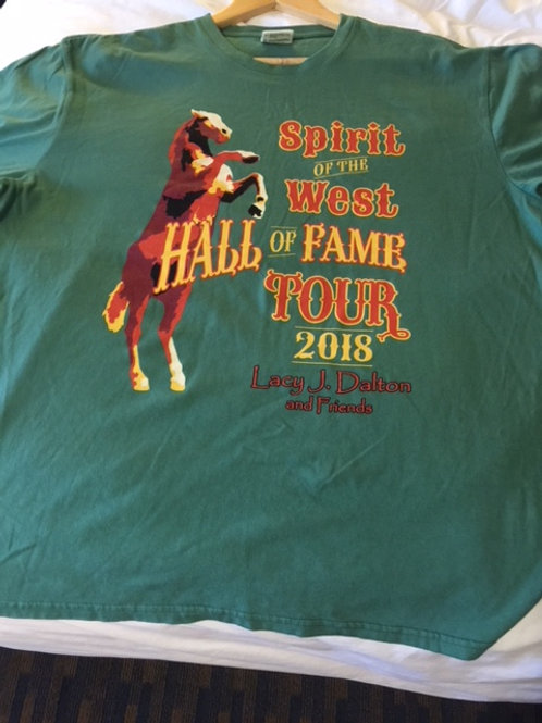 Spirit of the West Tshirt